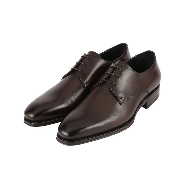 1111X Heritage Derby Shoe - Dark Brown