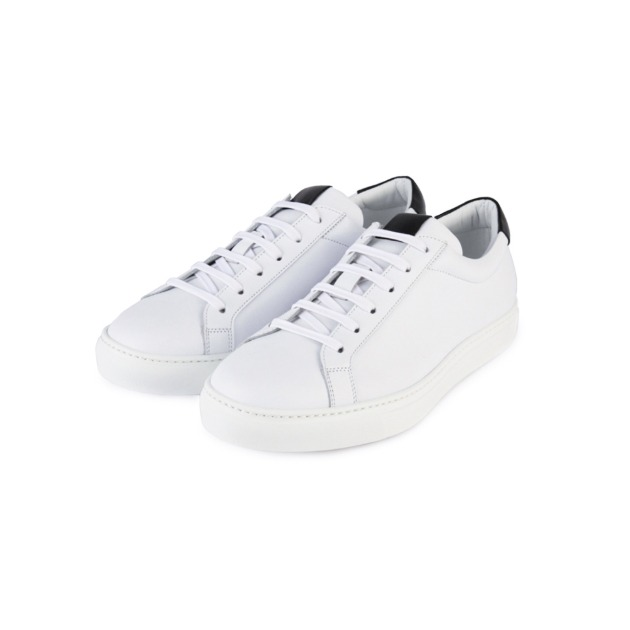 New La Vera Sneakers - White/Black Combo