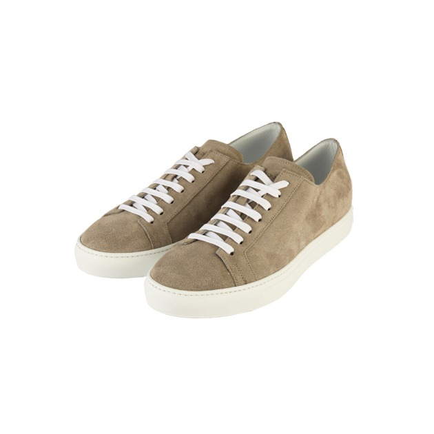 Il Sole Sneakers - Grey Suede
