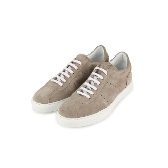 La Luna Sneakers - Grey Suede