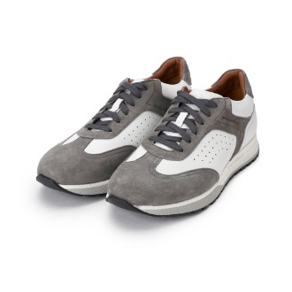 P310 Sneakers Capra Scam - Grey