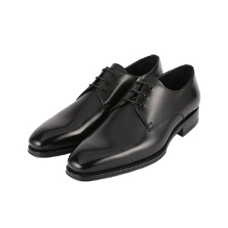 1111X Heritage Derby Shoe - Black