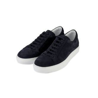Il Sole Sneakers - Navy Suede