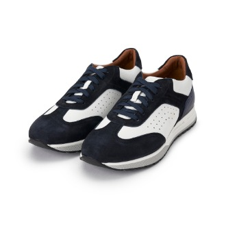 P310 Sneakers Capra Scam - Navy