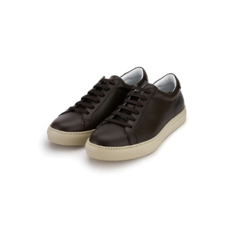 La Vera Sneakers - Brown/Cream Comno
