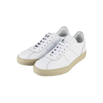 La Luna Sneakers - White/Cream Combo