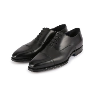 1109X Heritage Straight-tip Oxford Shoe - Black