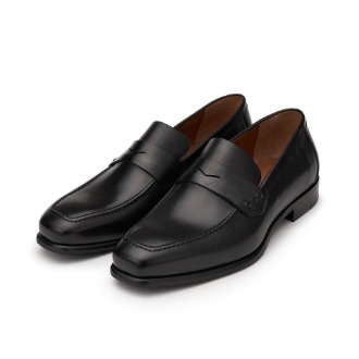 L204 Via Roma Loafer - Black
