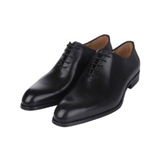 T600 Basic Oxford Shoe - Black