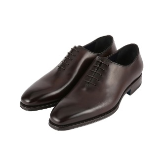 1112X Heritage Oxford Shoe - Dark Brown