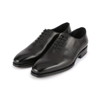 1112X Heritage Oxford Shoe - Black